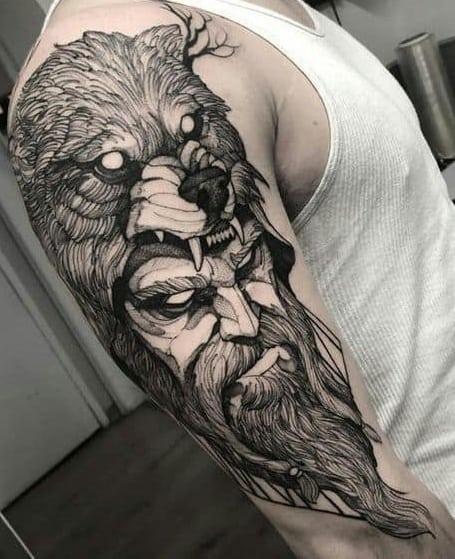 Ulfhednar Tattoo