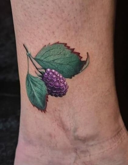 Blackberry Tattoo