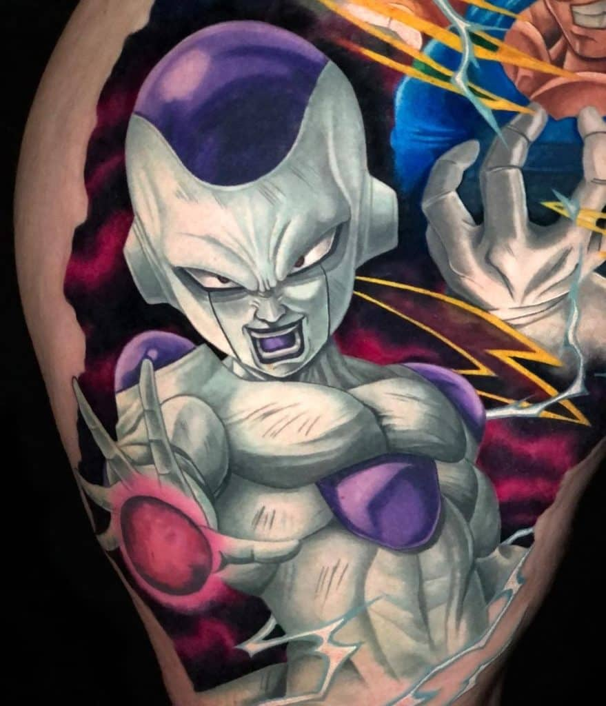 Frieza Tattoo