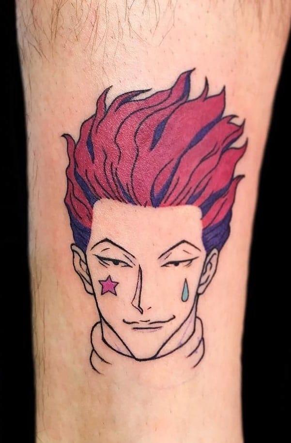 Hunter x Hunter Tattoo