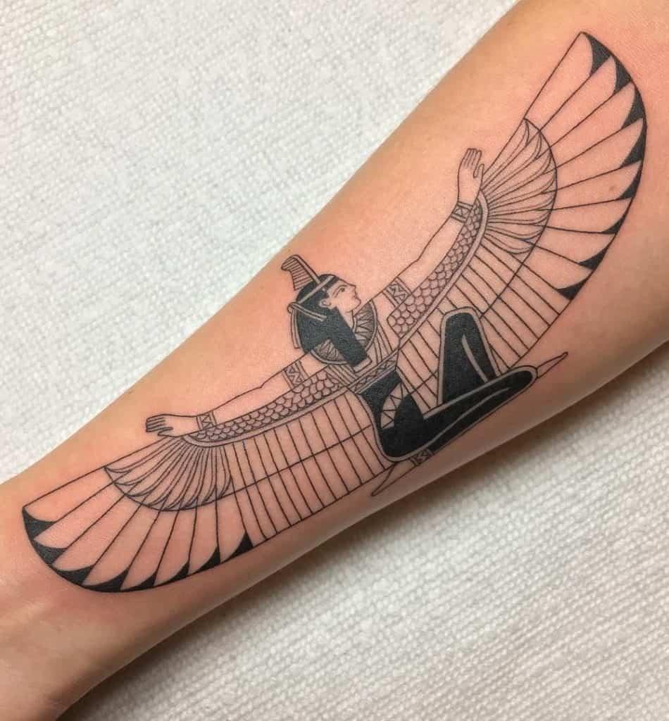 Isis Tattoo