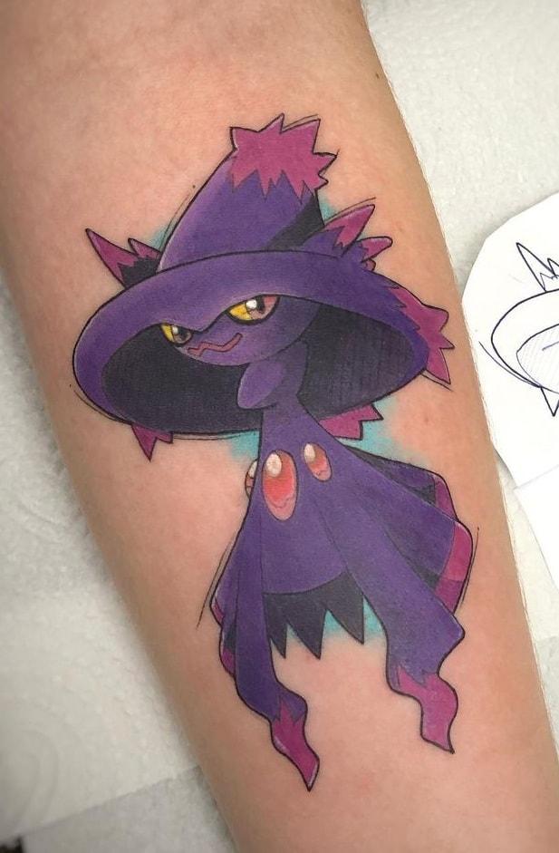 Mismagius Tattoo