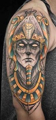Osiris Tattoo