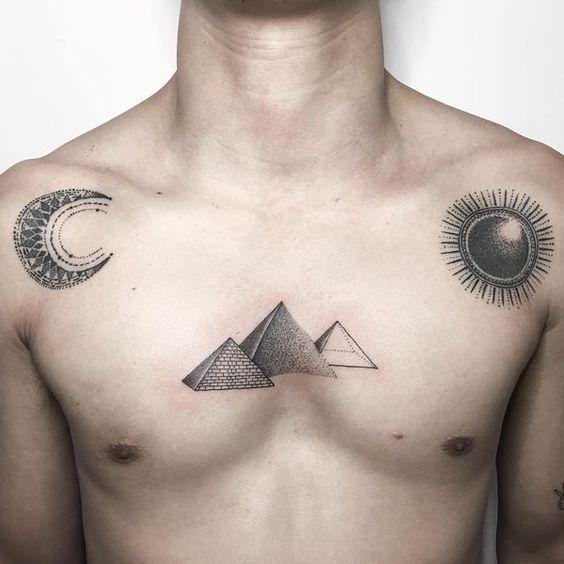 Pyramid Tattoo