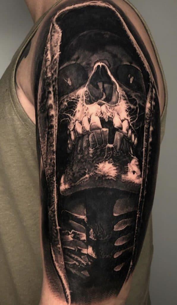 Robby Latos Tattoo