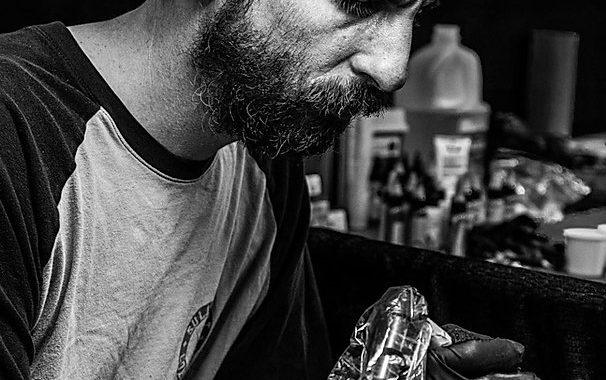Robby Latos Tattooing