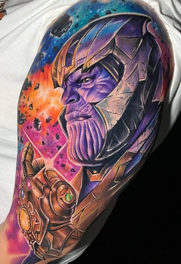 Thanos Tattoos