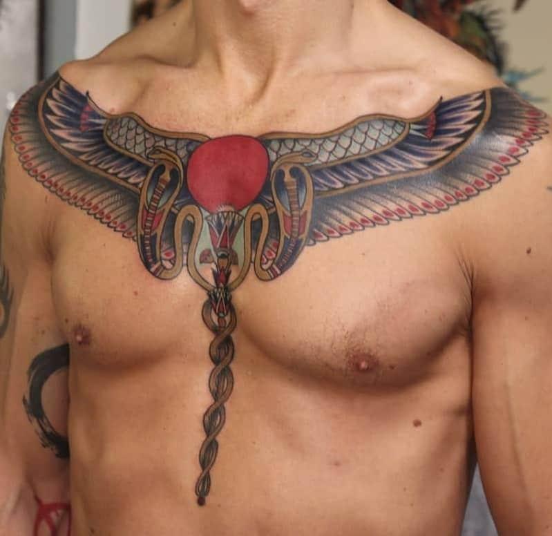 Uraeus Tattoo