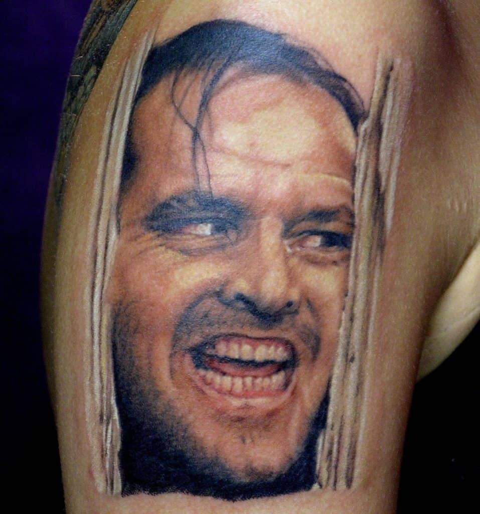 Benjamin Moss Tattoo