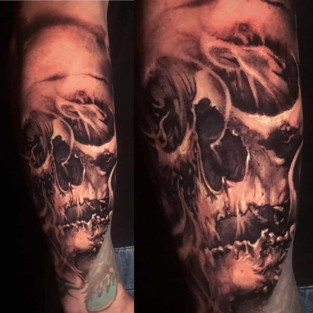 Carl Grace Tattoo