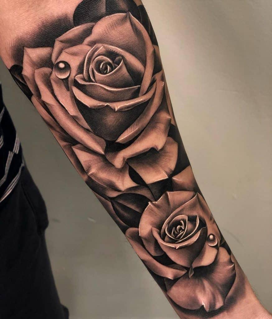 Clifford Chen Tattoo