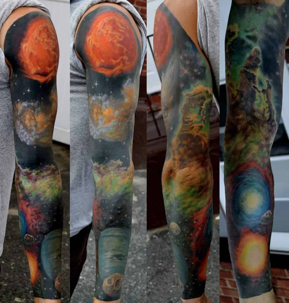 Dan Henk Tattoo