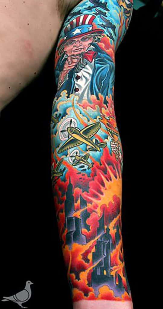 Durb Morrison Tattoo