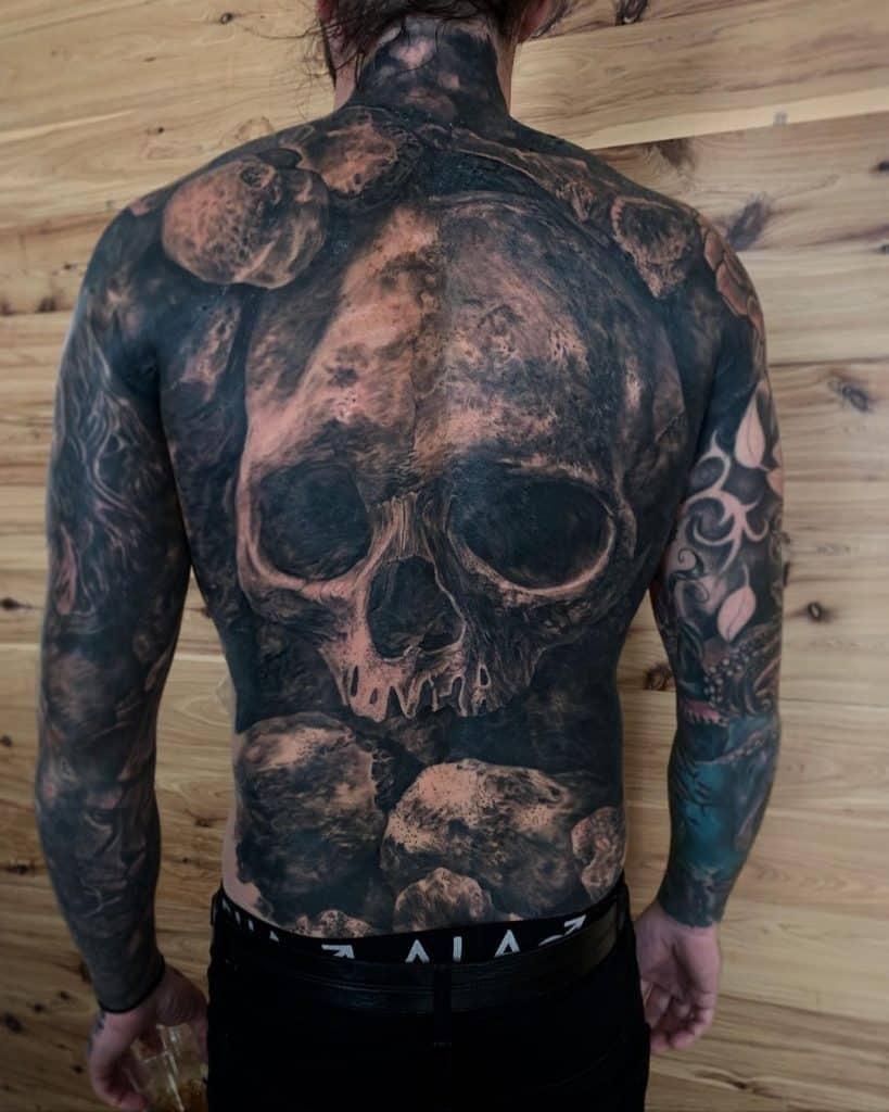 Dylan Weber Tattoo