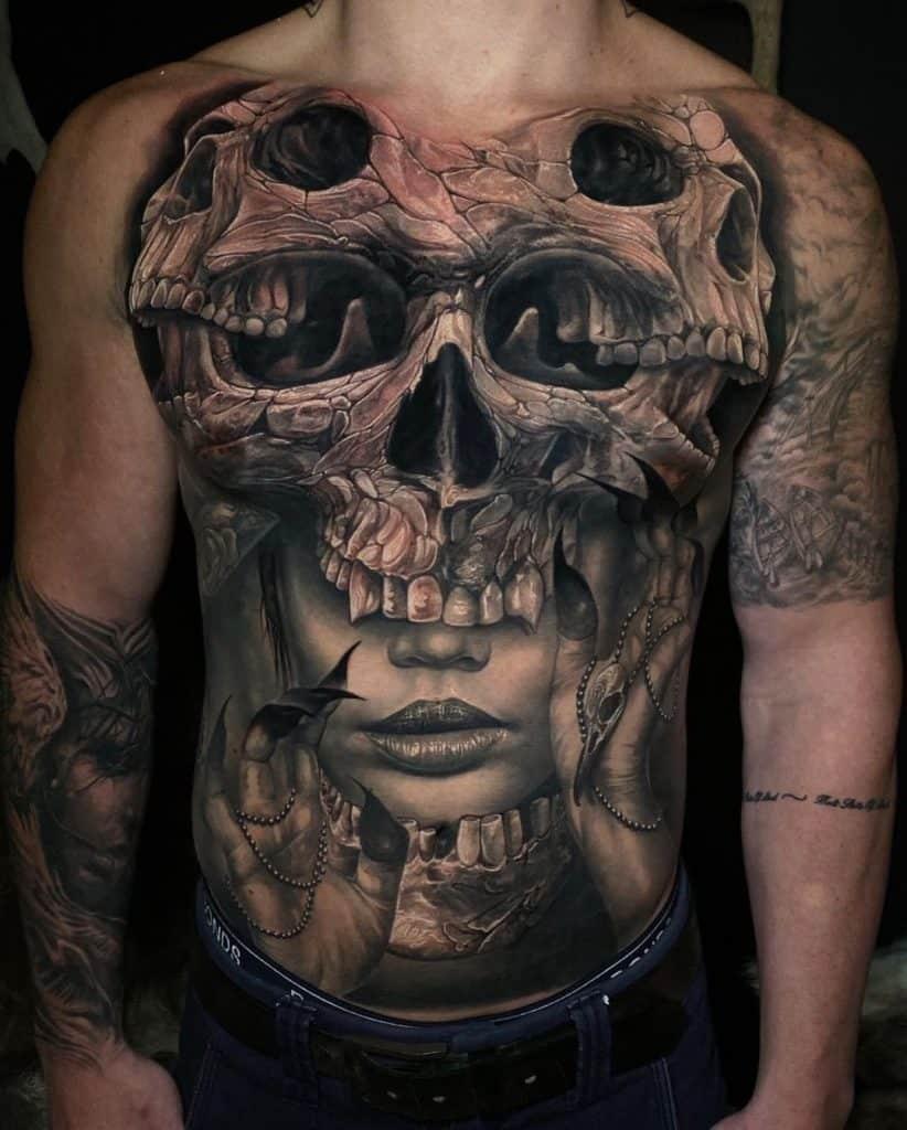 Harrison Daniel Tattoo