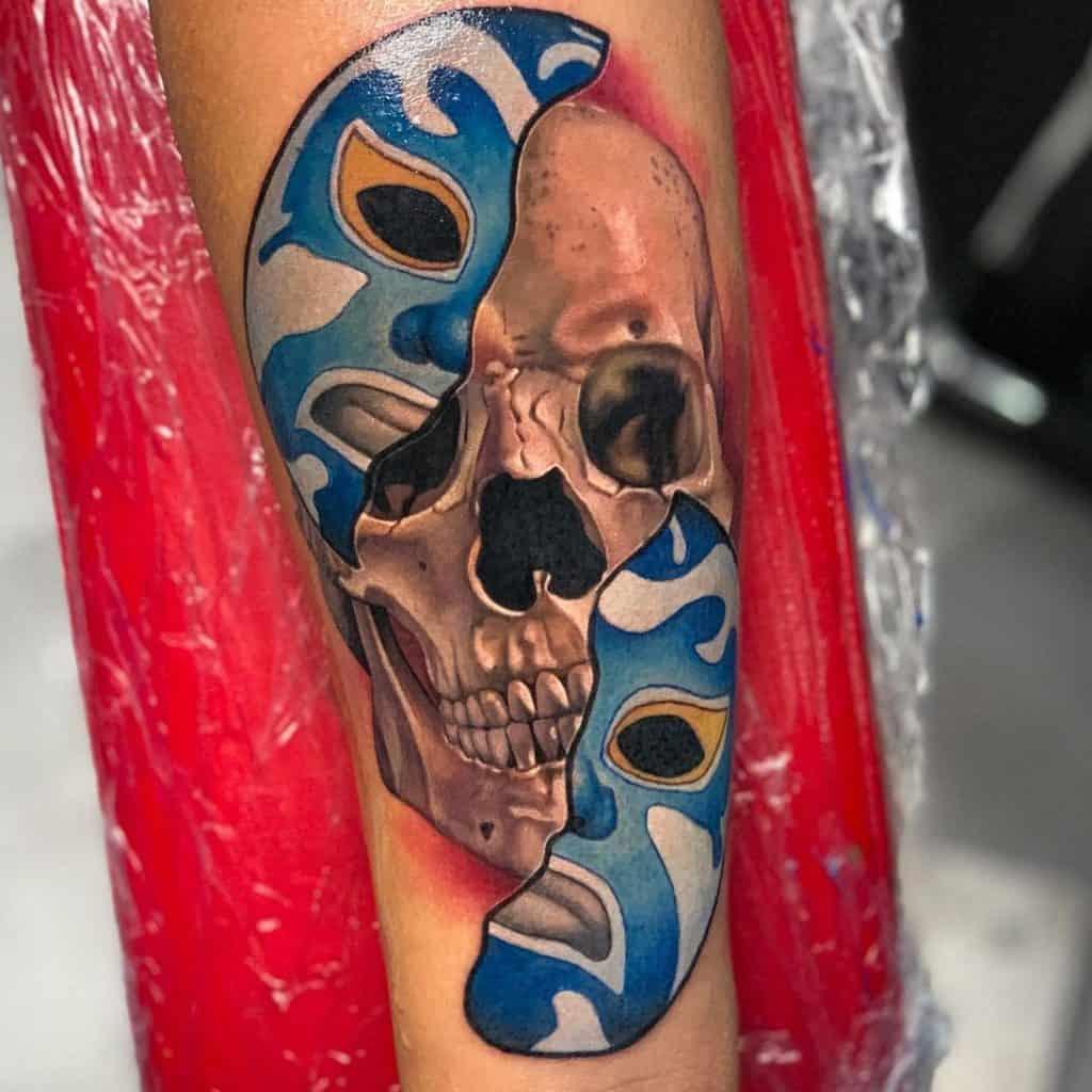 John Barrett Tattoo