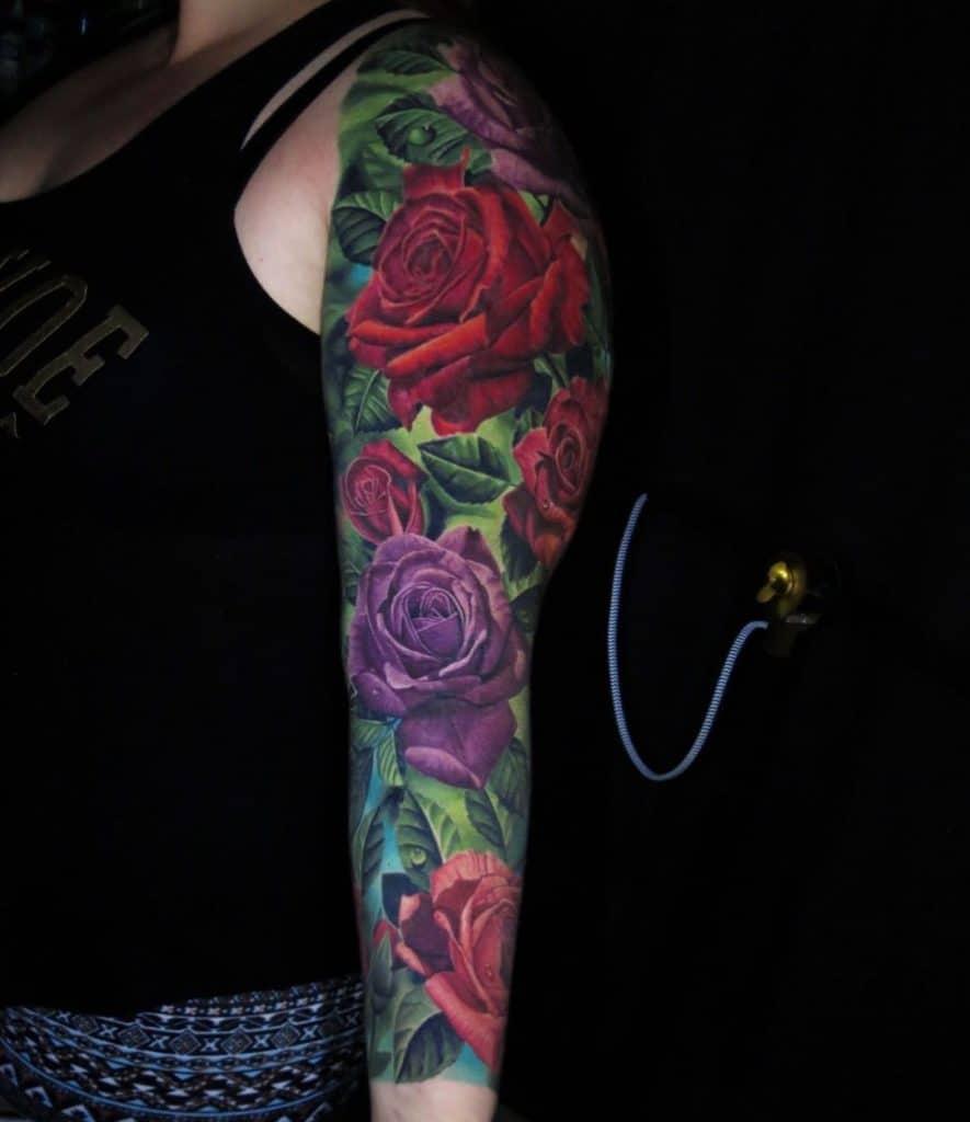 Jose Guevara Morales Tattoo