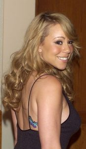 Mariah Carey's Tattoo