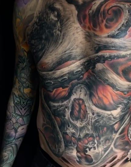Mr. Dist Tattoo
