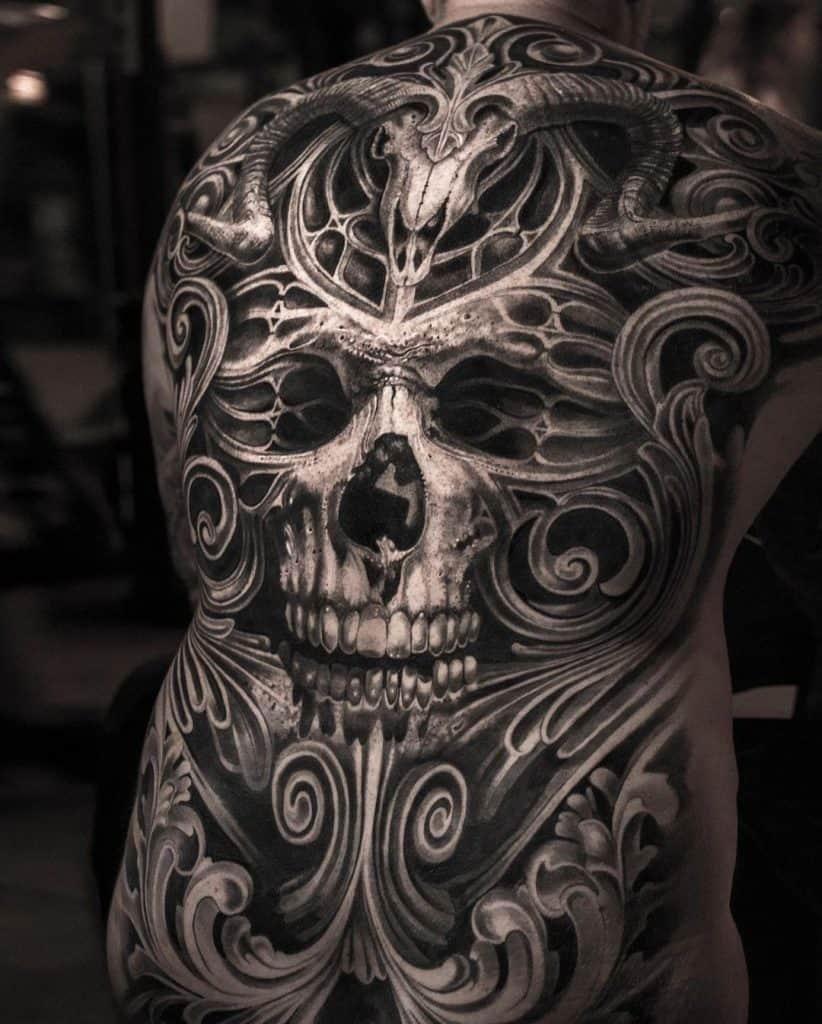Mumia Tattoo
