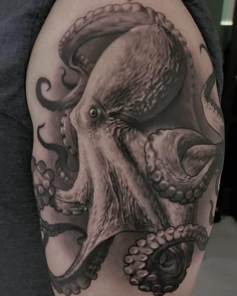 Octopus Tattoo