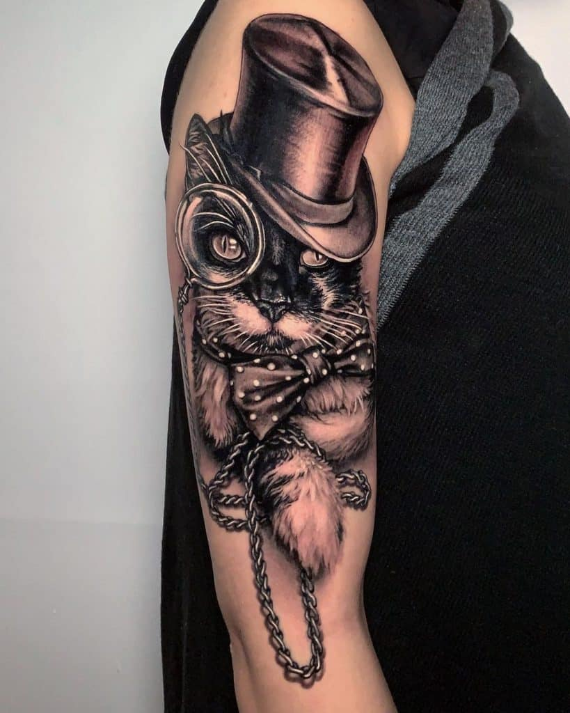 Ryan Ashley DiCristina Tattoo