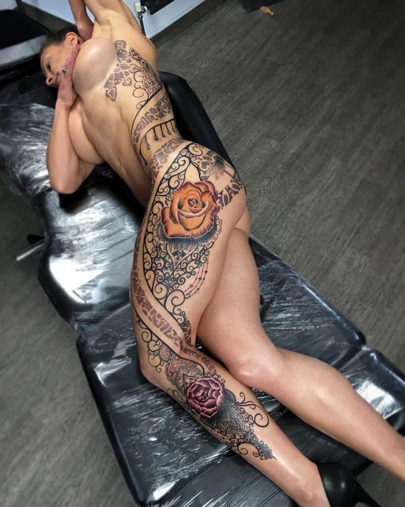 Ryan Smith Tattoo