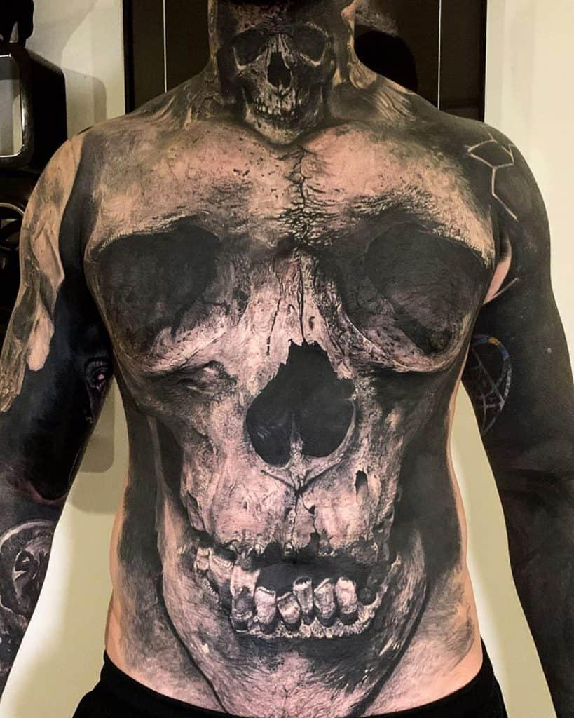 Sandry Riffard Tattoo