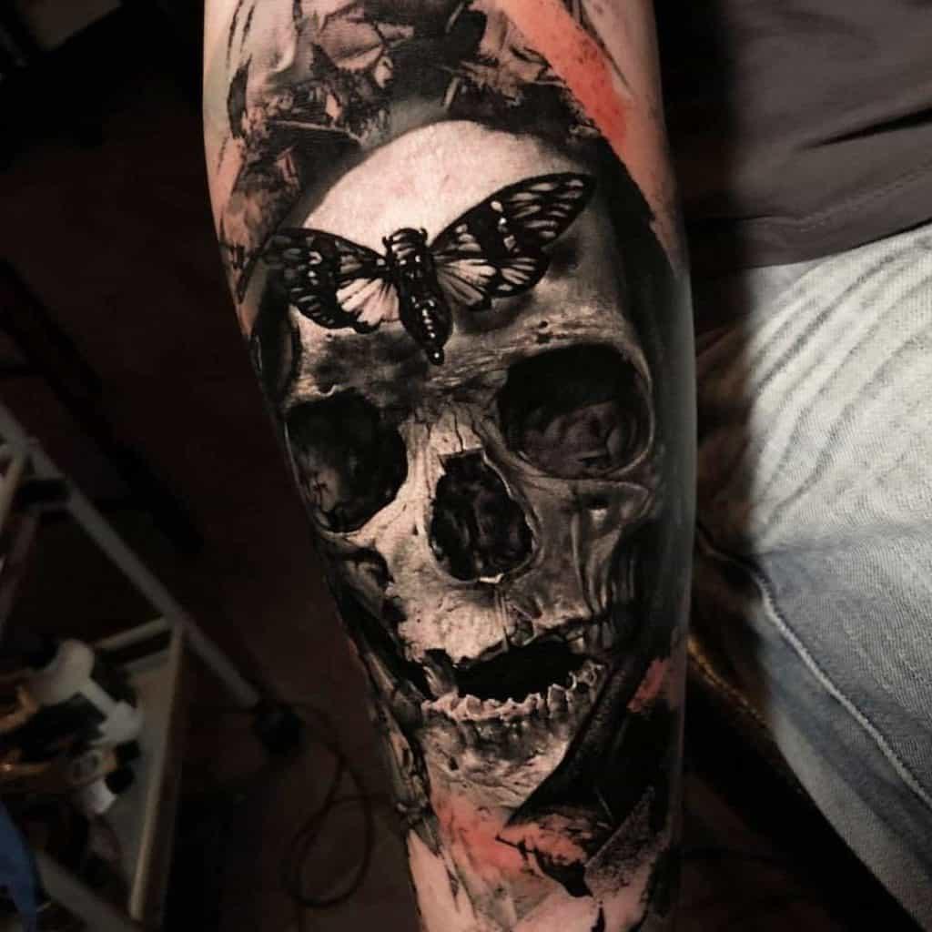 Thomas Carli Jarlier Tattoo