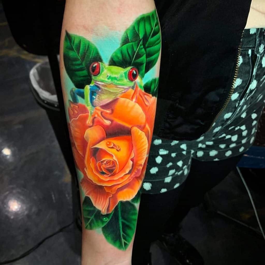 Vic Vivid Tattoo