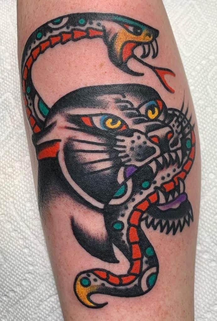 Bert Krak's Traditional Tattoo