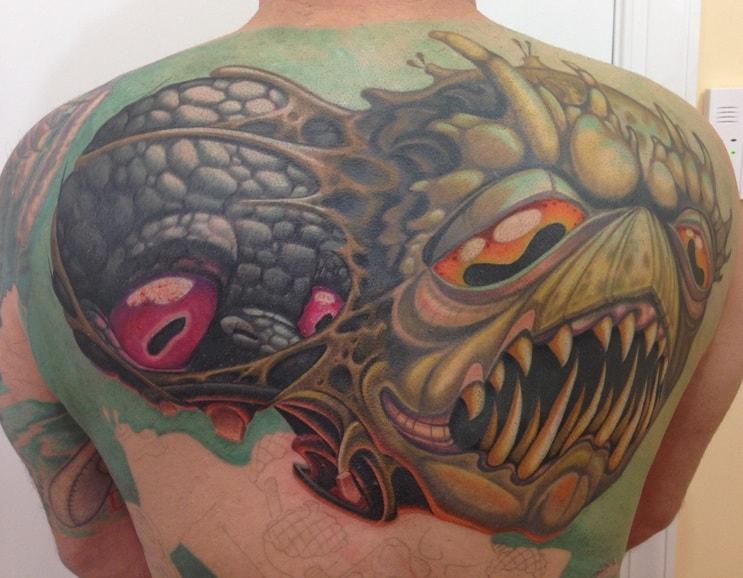 Jesse Smith's Tattoo