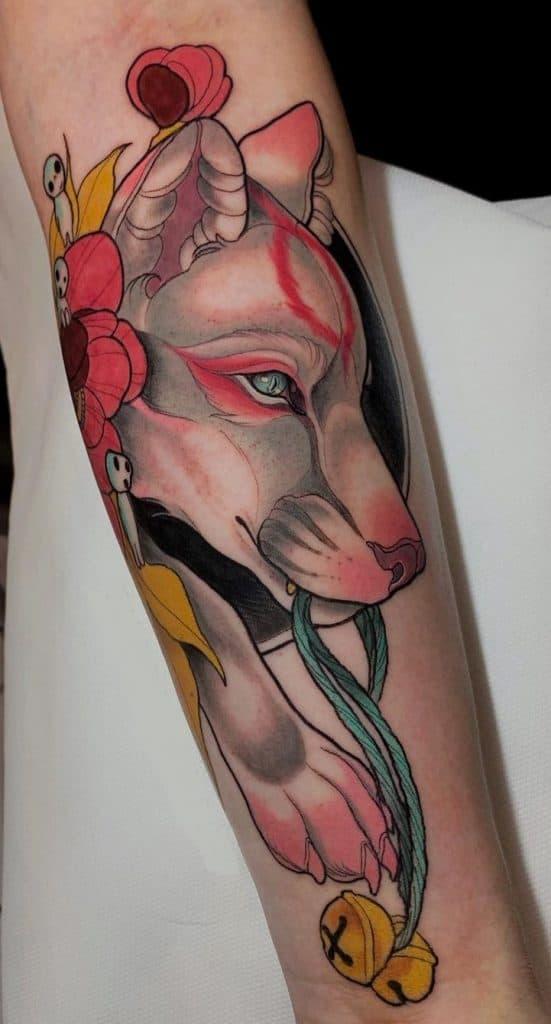 Okami Tattoo