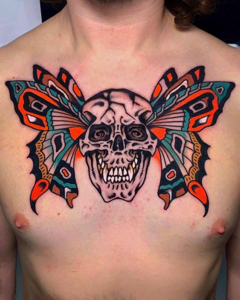 Pablo Lillo's Traditional Tattoo