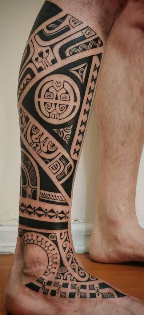 Enata Marquesa Tattoo