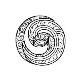Koru (Loop) Maori