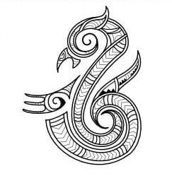 Manaia Symbol