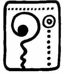 Mayan Symbol for Earth