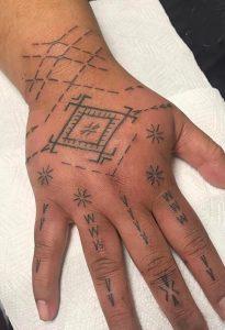 Samoan Lima Tattoo