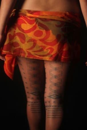 Samoan Malu Tattoo