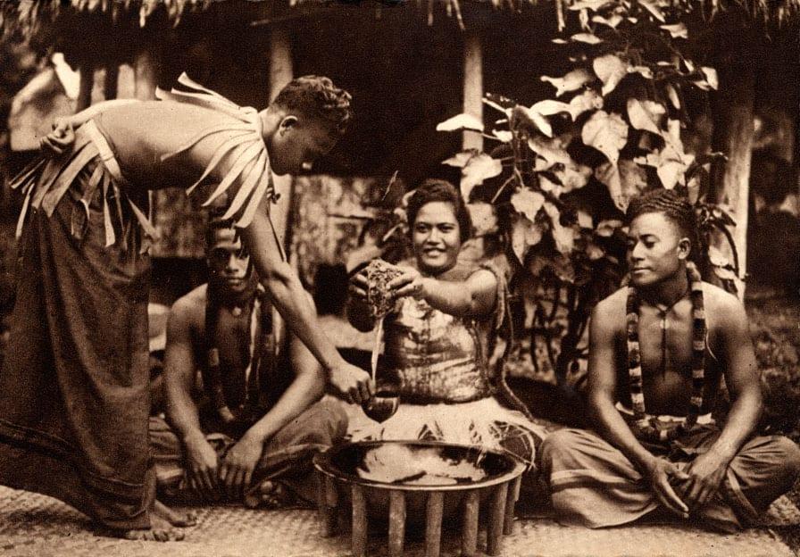 Samoan 'ava Ceremony
