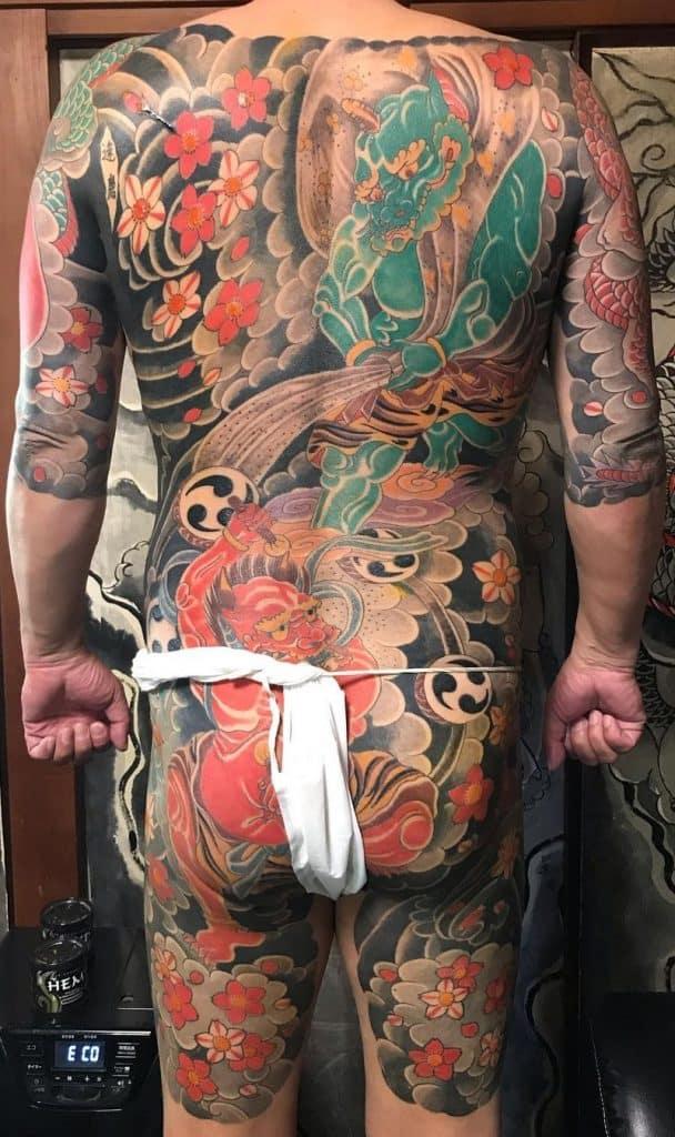 Tebori Tattoo