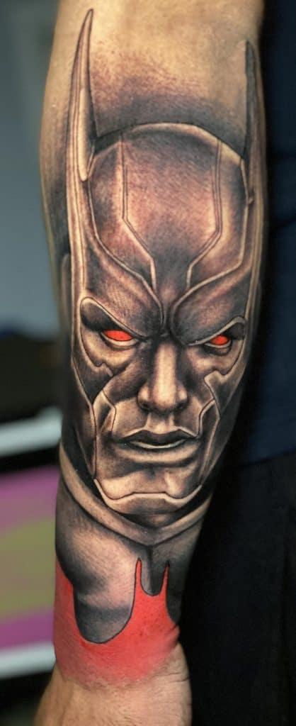 Aaron Moonan Tattoo