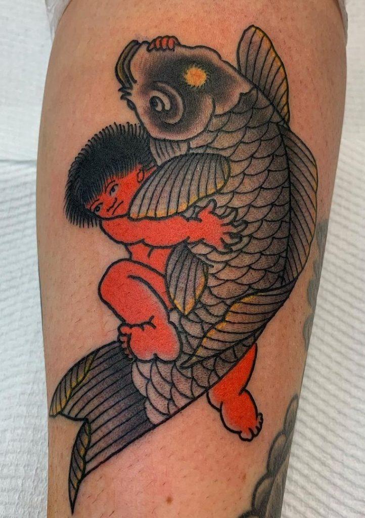Kintaro Tattoo