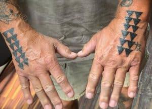 Niho Mano Tattoo