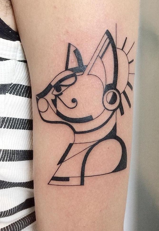 Bastet Tattoo