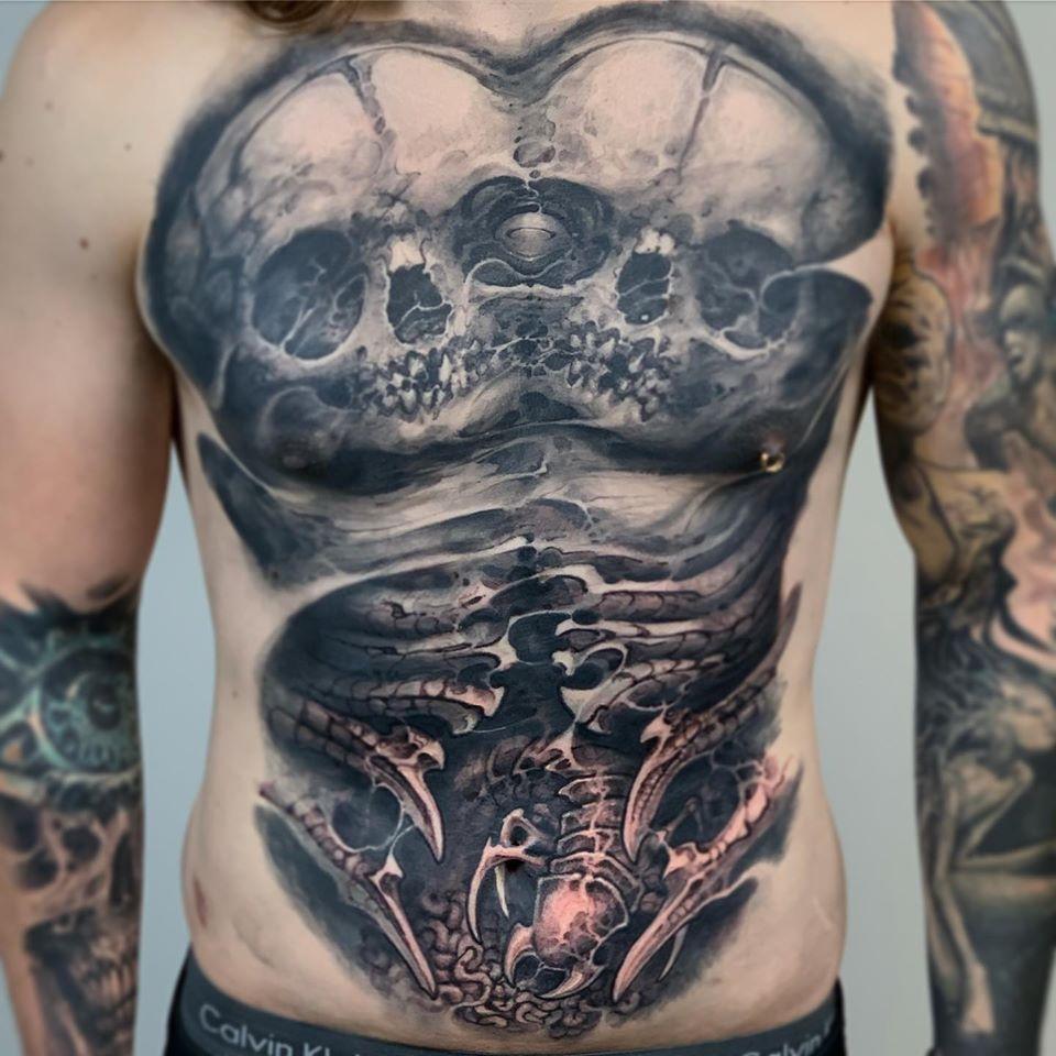 Jesse Levitt Tattoo