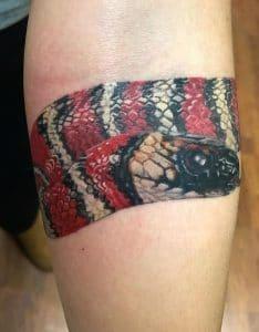 Kingsnake Tattoo