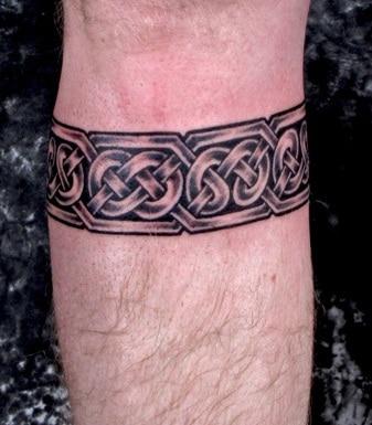 Celtic Sailor's Knot Tattoo
