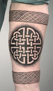 Dara Knot Tattoo